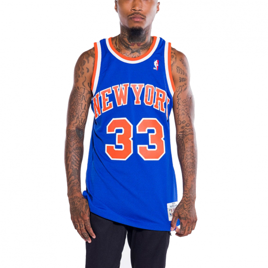 Patrick Ewing Knicks New York 33