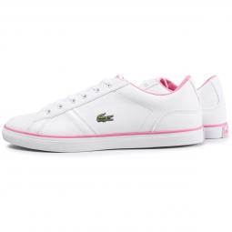 Chaussures Lacoste Junior