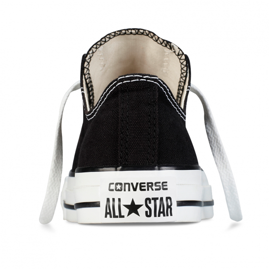Converse toile basse
