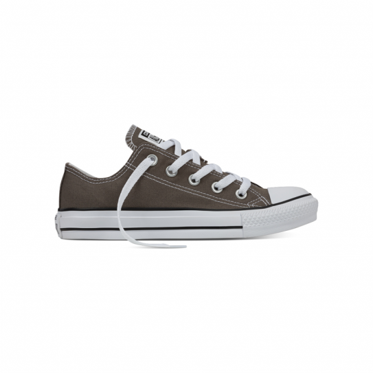 Chaussures Hommes Femmes Converse Grise All Star Basse