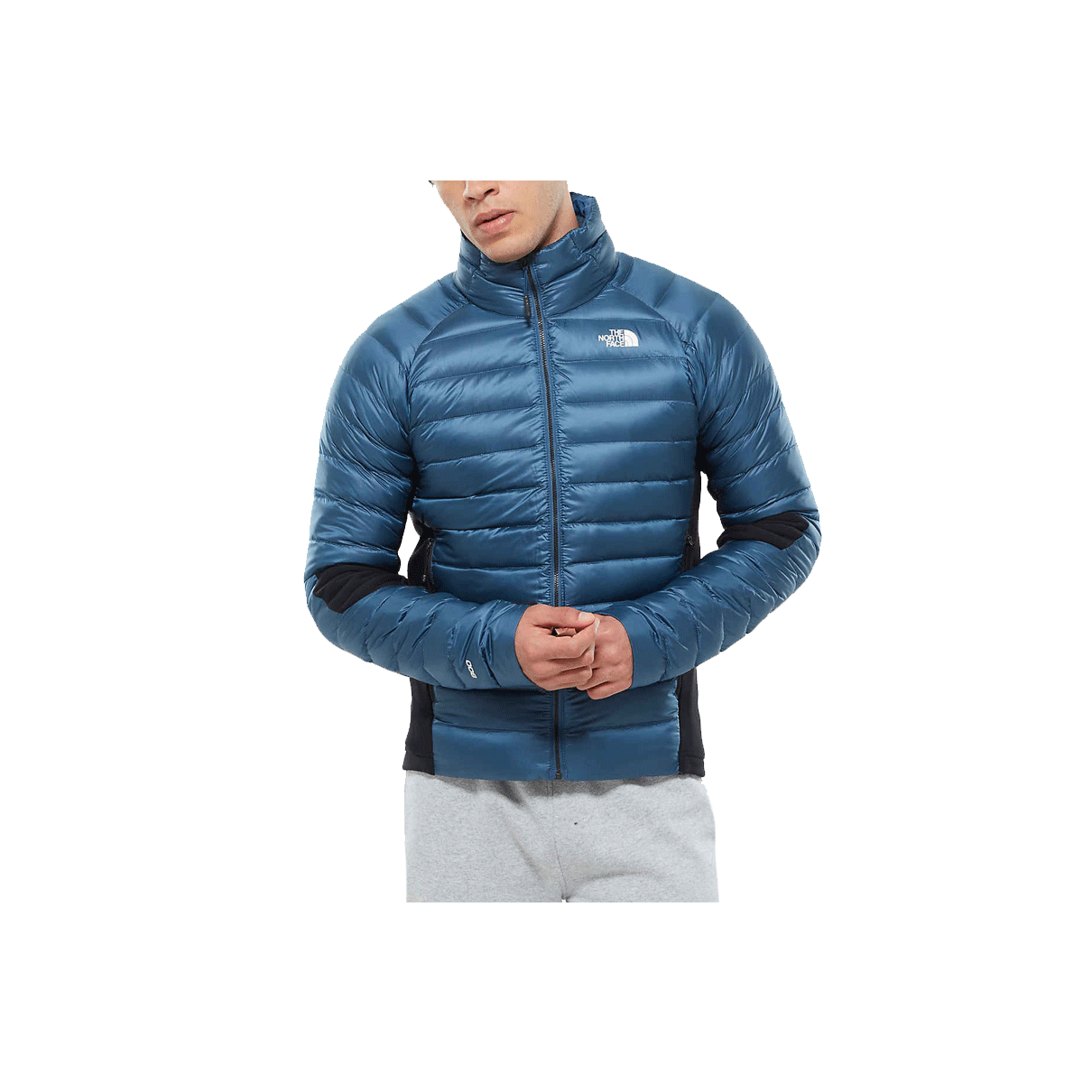 d89dc3fb93 Doudoune Homme Manches Longues The North Face TNF Crimptastic Bleu