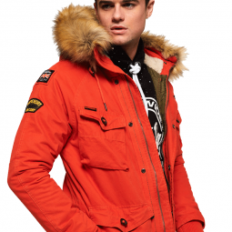 Manteau Superdry