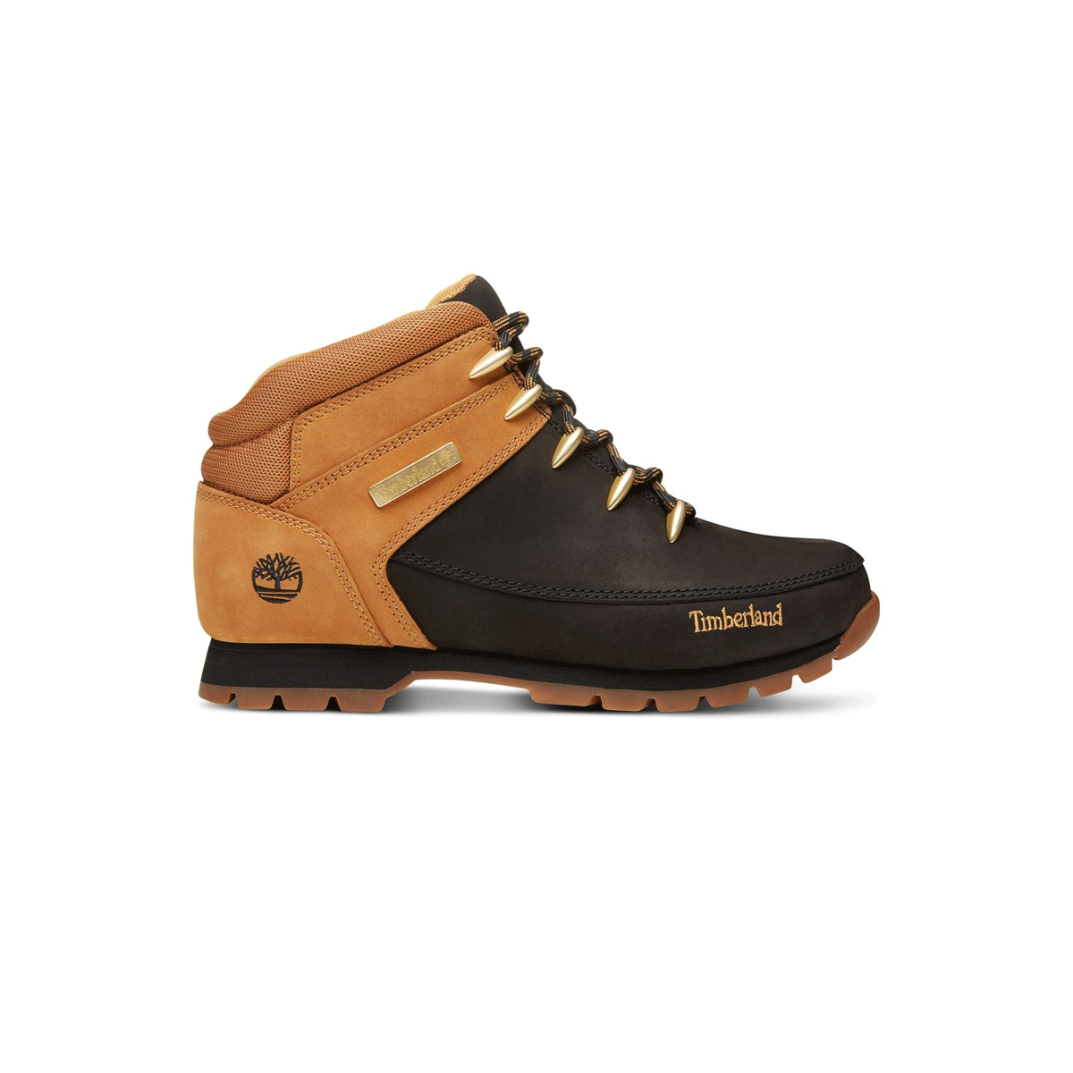 2870907212 Noir Euro Camel Timberland A1k7t Montantes Homme Sprint Chaussures S4qYUtq