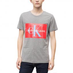 T-Shirt Calvin Klein J30J307427 099 Black