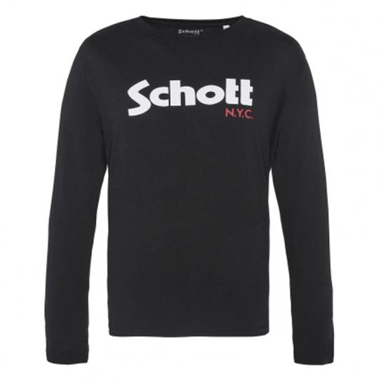 T-shirt Manches Longues Schott
