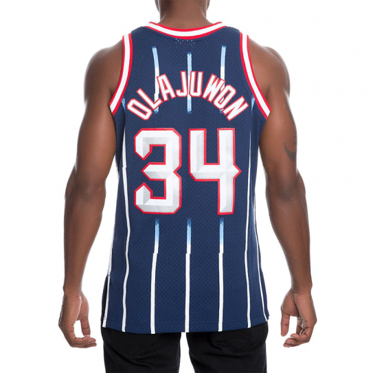 Hakeem Olajuwon Rockets Houston 34