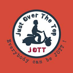 Jott ( Just over the top )