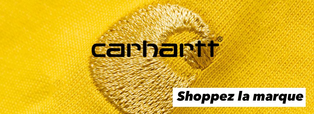 Découvrez notre collection Carhartt 2018