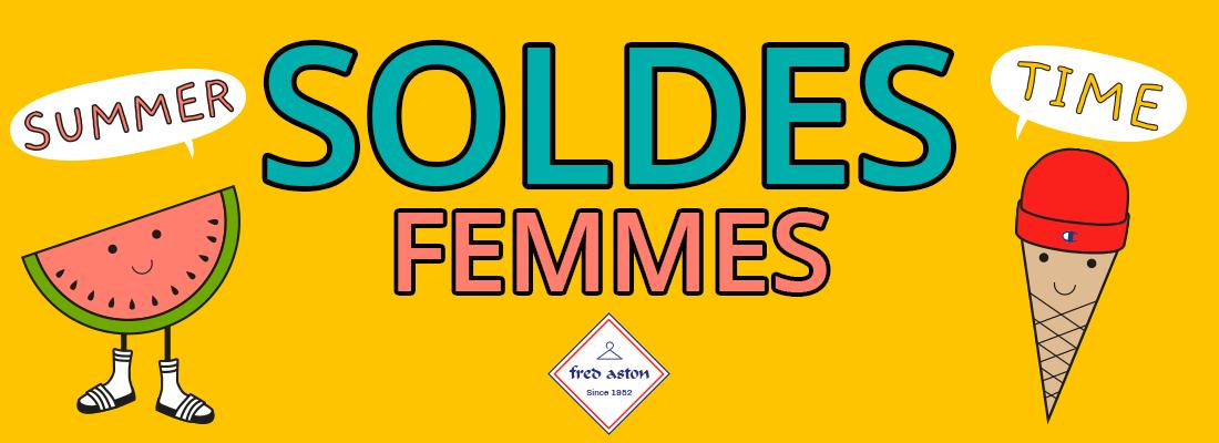 Soldes Femmes Été 2019